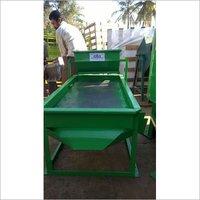 Mild Steel Food Grader Machine