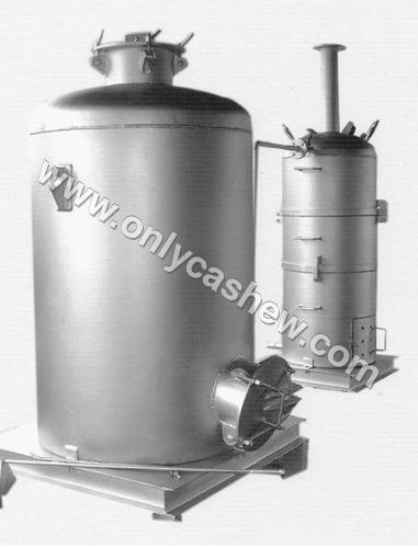 Cashew Boiling Machine