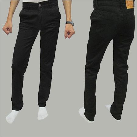 Designer Black Jeans