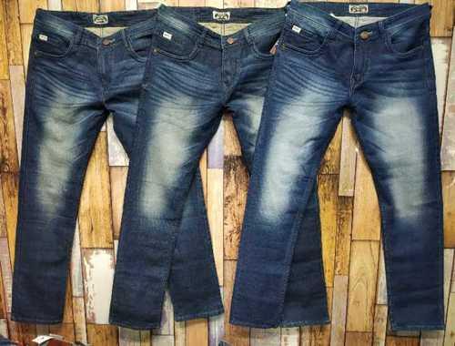 Laser Denim Jeans