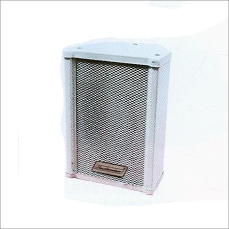 Metal Speaker Columns