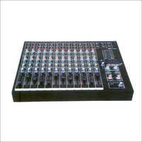 12 Channel Mixing Console