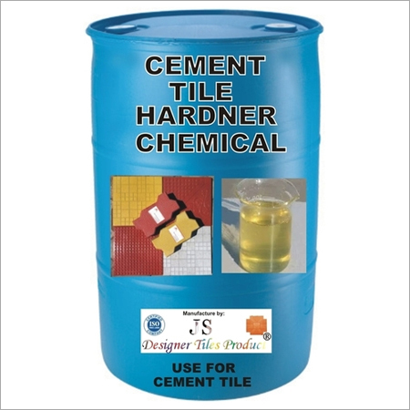 CEMENT TILE HARDENER CHEMICAL