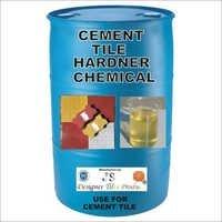CEMENT TILE HARDENER CHEMICAL