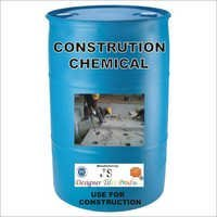 CONSTRUCTION CHEMICAL