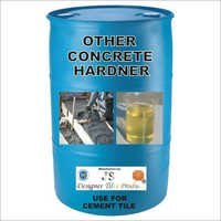 OTHER CONCRETE HARDENER