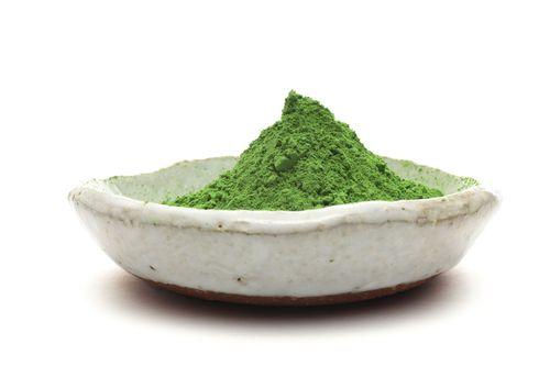 Green Grass Powder