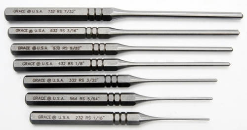 Stainless Steel Punches