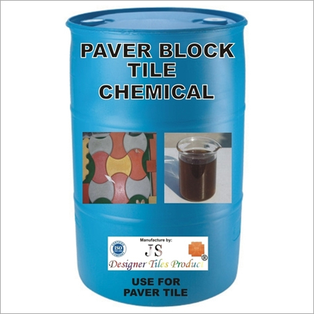 PAVER BLOCK TILE CHEMICAL