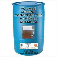 PC BASE CEMENT CONCRETE TILE HARDENER CHEMICAL