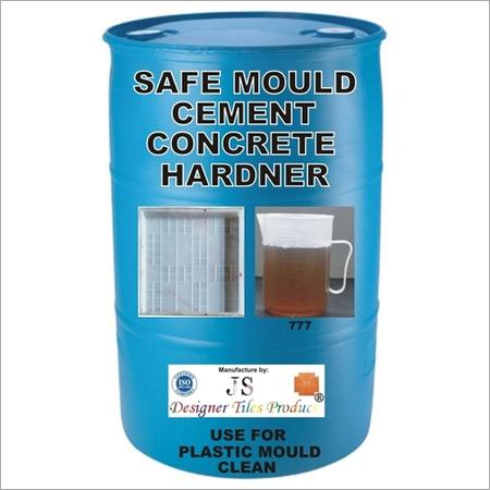 SAFE MOULD CEMENT CONCRETE HARDENER