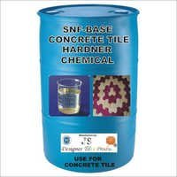 SNF CONCRETE TILE HARDENER CHEMICAL