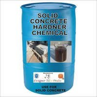 SOLID CONCRETE HARDENER CHEMICAL