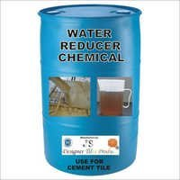 WATER REDUCER CHEMCIAL