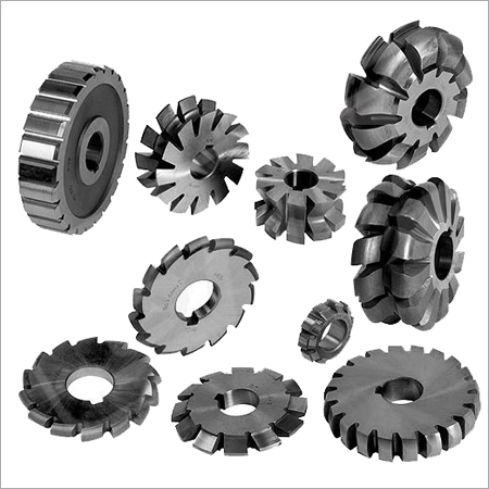 Form Relieved Milling Cutter