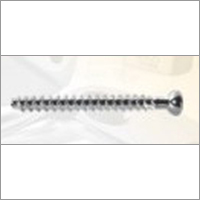 Small Cannulated Screw Full Thread (Dia 3.5mm)