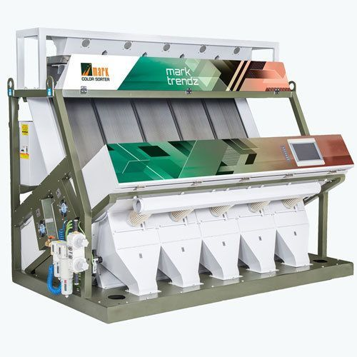 Half Boiled Rice Color Sorter