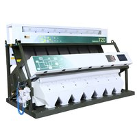 Double Boiled Rice Color Sorter Machine<