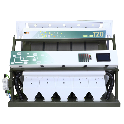 Groundnut Color Sorter