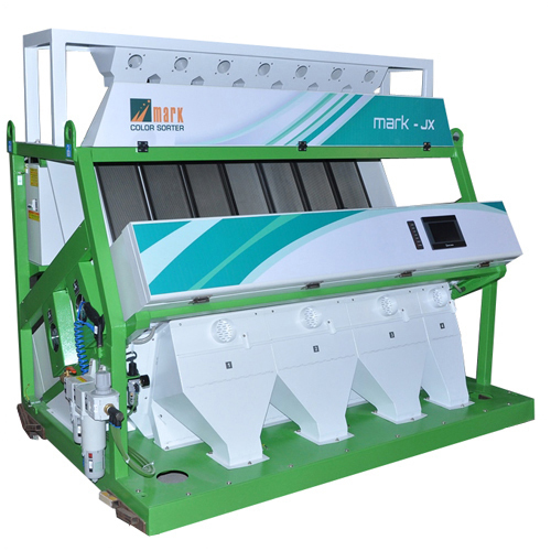 Chana Dal Color Sorter Machine