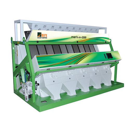 Moong Dal Color Sorter Machine