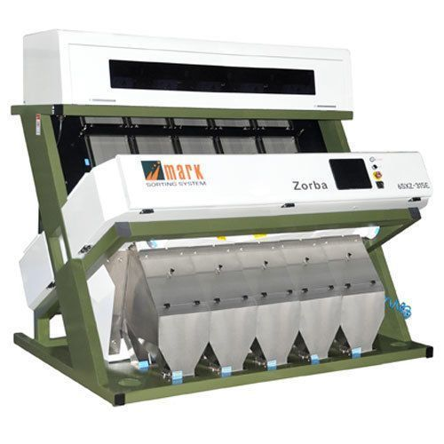 Double Boiled Rice Color Sorting Machine