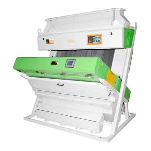 Magaj Colour Sorter Machine