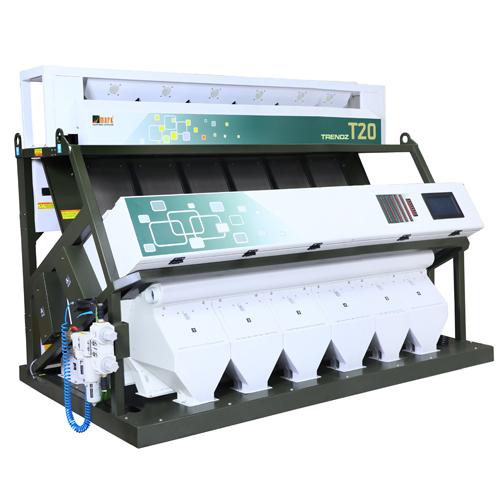 Fried Gram Color Sorting Machine
