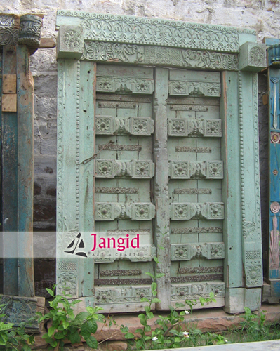 Vintage Indian Architectural Salvage