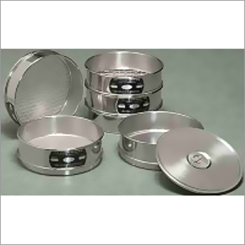 SS Laboratory Test Sieves