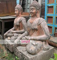 Stone Lord Buddha Statue in India