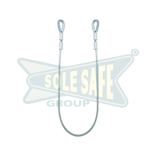 KARAM Anchorage GI Wire Rope Sling