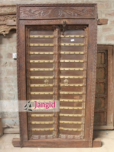 Antique Carving Door India