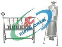 Cement Permeability (Pozzolana Cement Mortar)