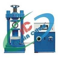 Compression Testing Machine with control Panel