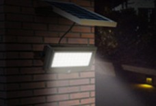 Solar PIR Security Light