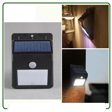 Solar Garden Motion Light