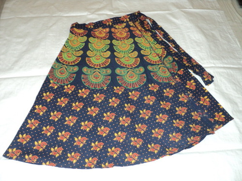Indian Printed Long Skirts