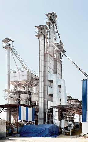 Paddy Steam Plant