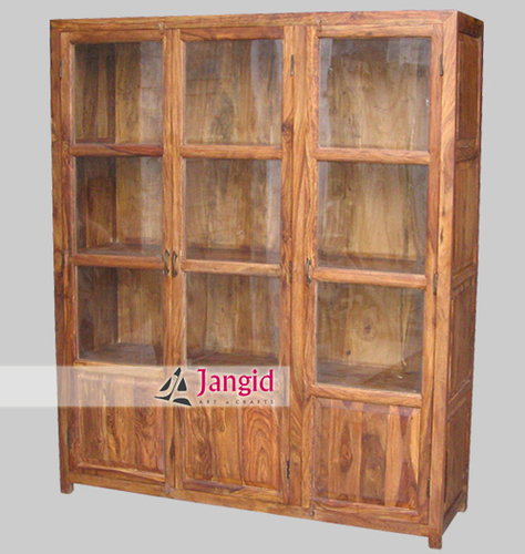 Living Room Wooden Display Cabinet