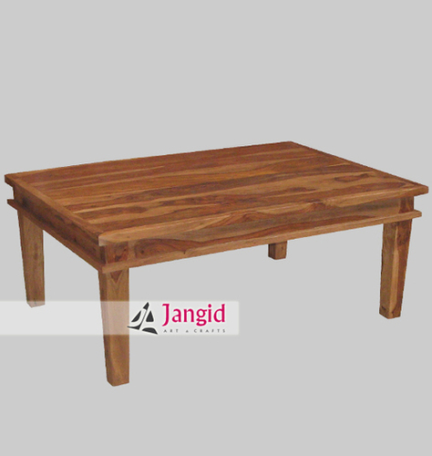Wooden Living Room Center Table