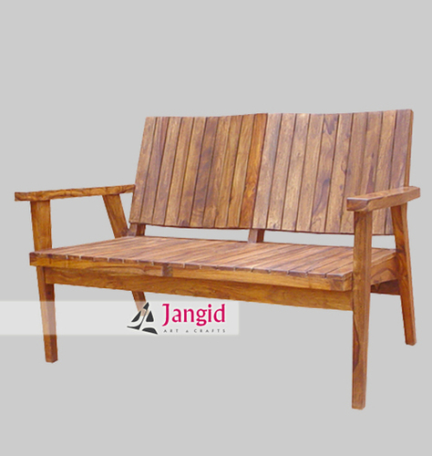 Indian Solid Wooden Bench