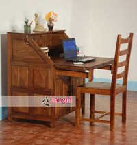 Solid Wooden Writing Table