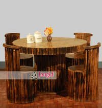 Indian Solid Wooden Dining Set