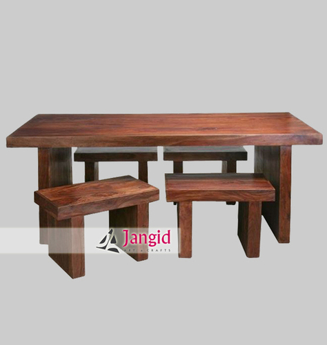 Indian Wooden Restaurant Furniture