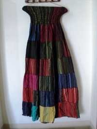 PATCHWORK LADIES SKIRTS FROM INDIA
