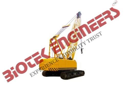 Working Model of Crawler Crane