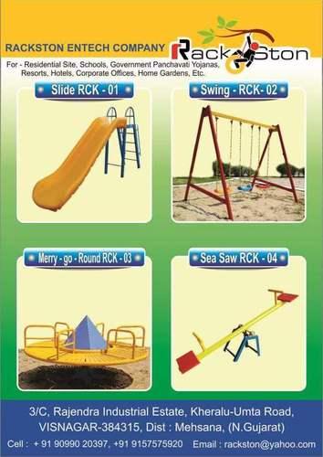 Playground Children Slide