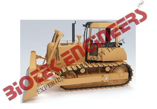 Working Model Of Bulldozer