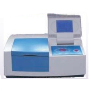 Double Beam Uv Spectrophotometer